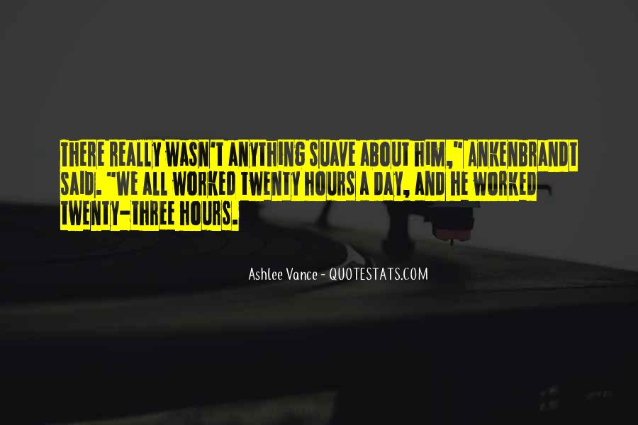 Quotes About Suave #1022744