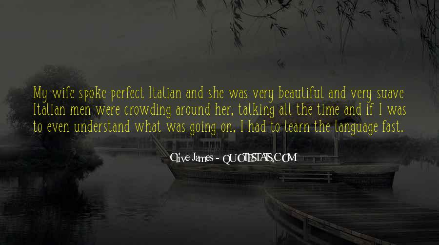 Quotes About Suave #1187670