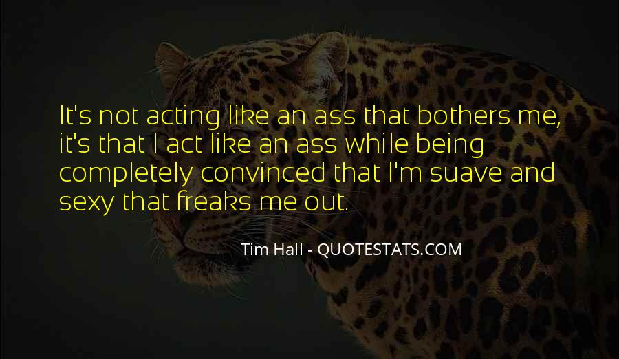 Quotes About Suave #1375554
