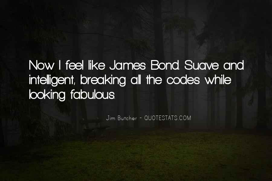 Quotes About Suave #1568537