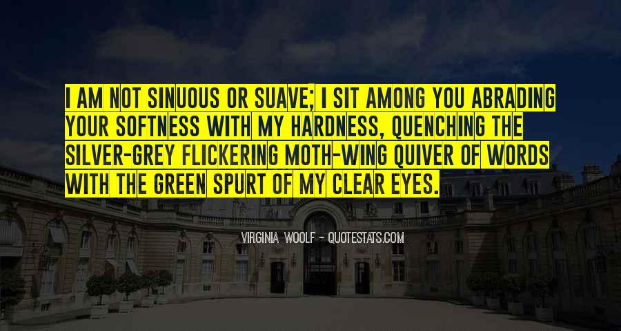 Quotes About Suave #1777686