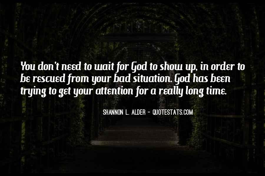 Quotes About God Has A Plan For You #1735622
