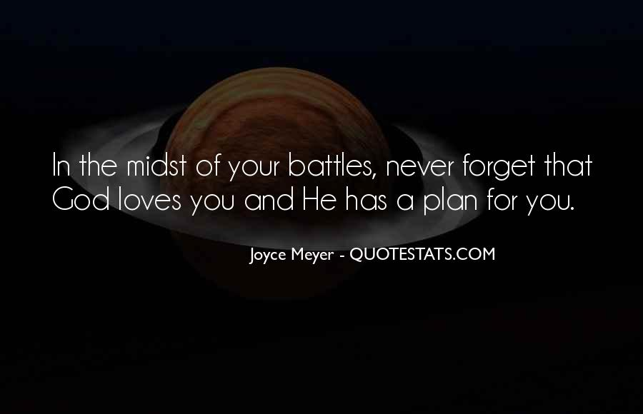 Quotes About God Has A Plan For You #754470