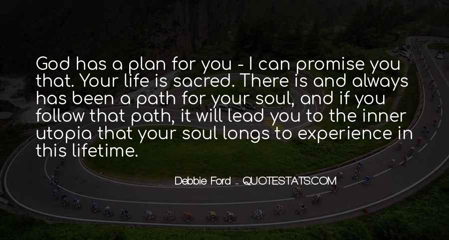 Quotes About God Has A Plan For You #924650