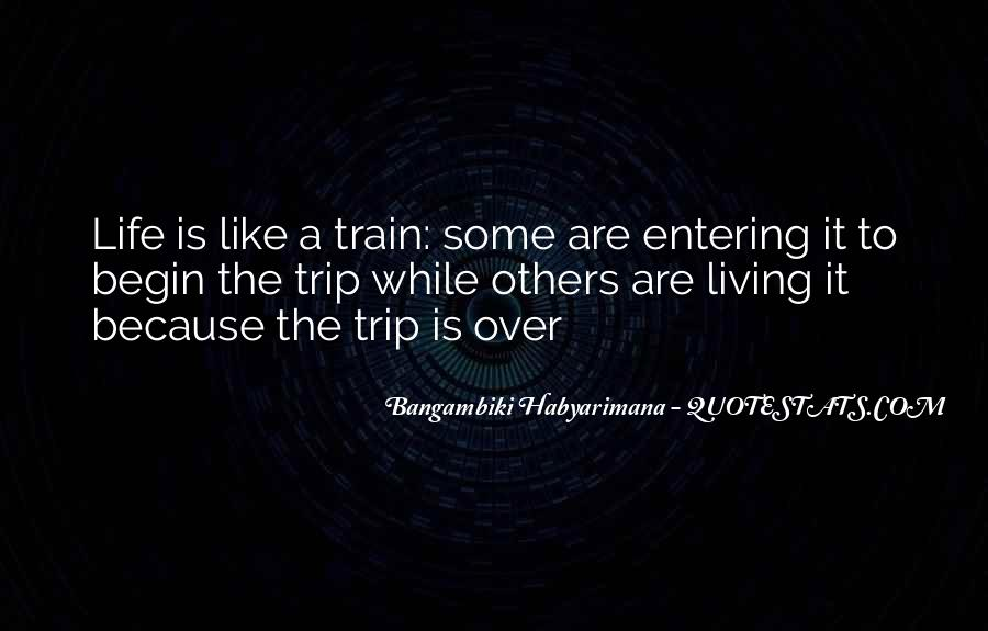 Quotes About Entering #248732