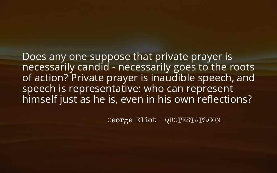 Quotes About Prayer And Action #1389511