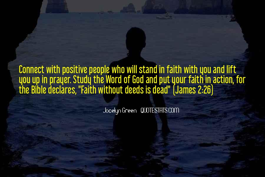 Quotes About Prayer And Action #1515012