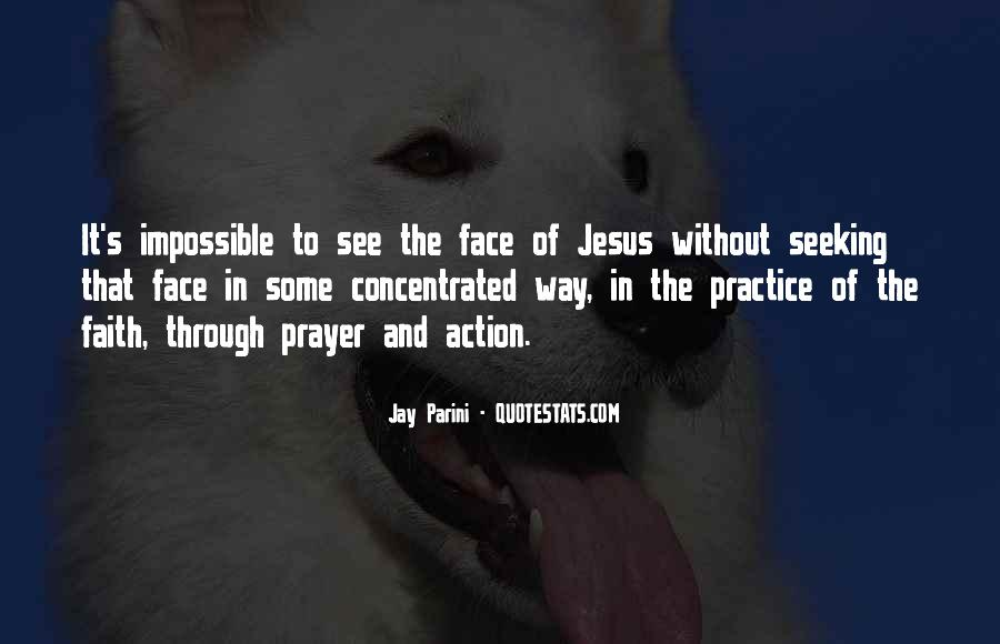 Quotes About Prayer And Action #1599997