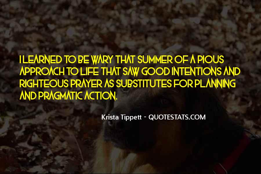 Quotes About Prayer And Action #1627040