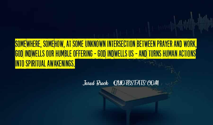 Quotes About Prayer And Action #1827620