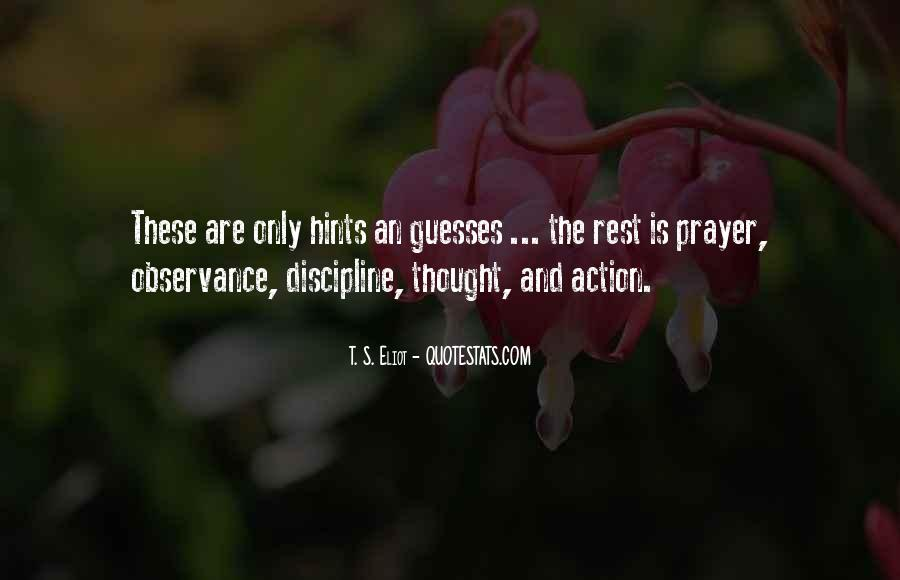 Quotes About Prayer And Action #519491
