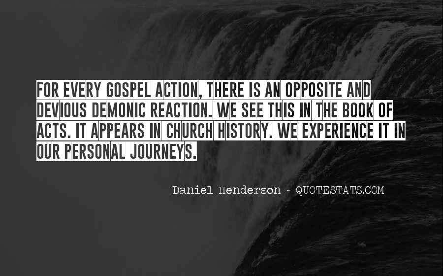 Quotes About Prayer And Action #551523