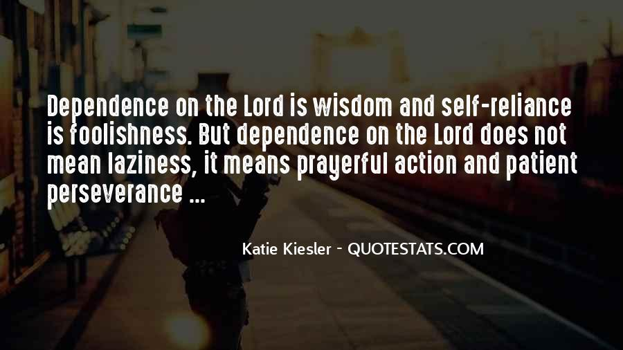 Quotes About Prayer And Action #868831