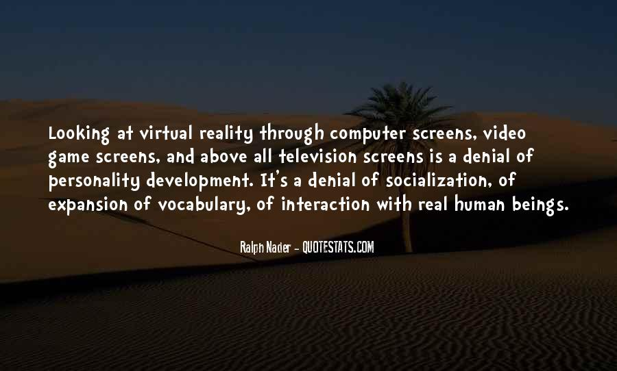 Quotes About Human Computer Interaction #1063372