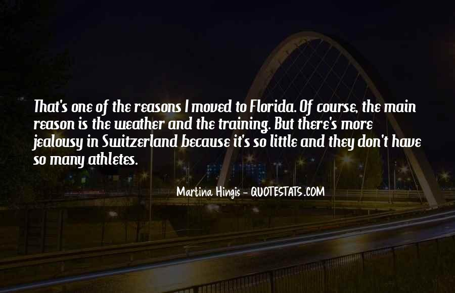 Quotes About Florida Weather #1756030