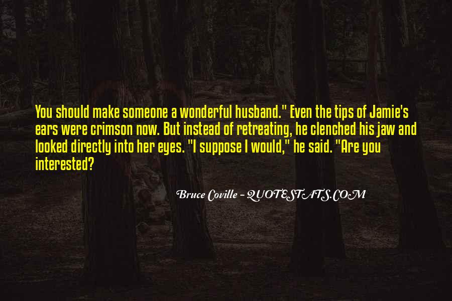 Quotes About Lovers Quarrels #1436736
