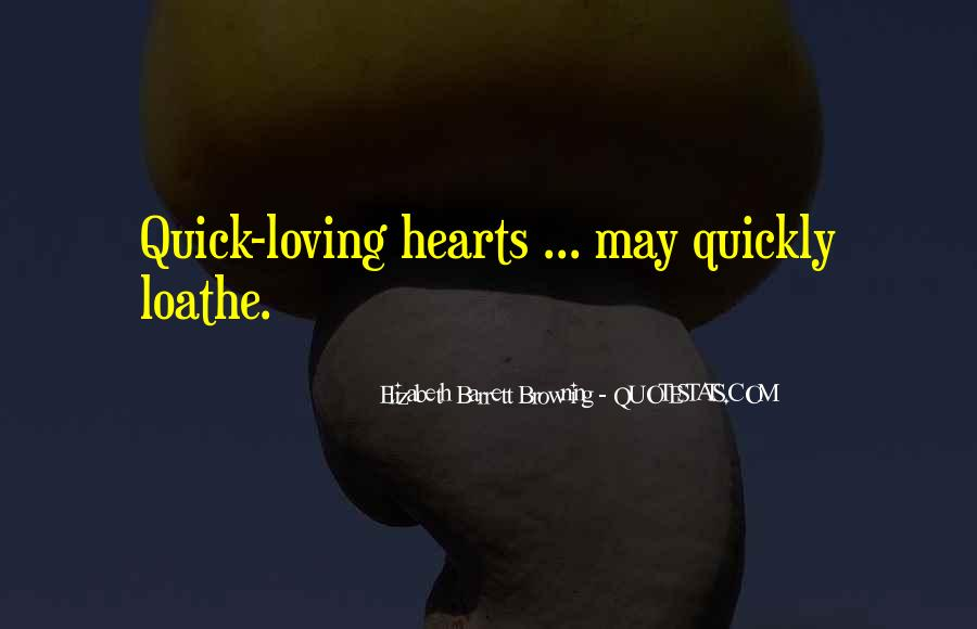 Quotes About Lovers Quarrels #1517200