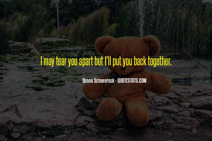 Quotes About Lovers Quarrels #880228