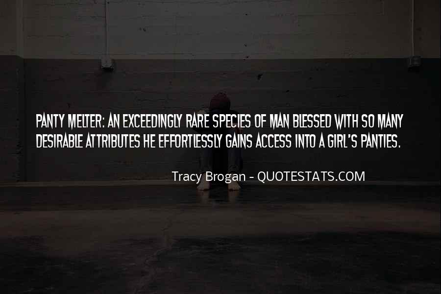 Quotes About Rare Species #643616