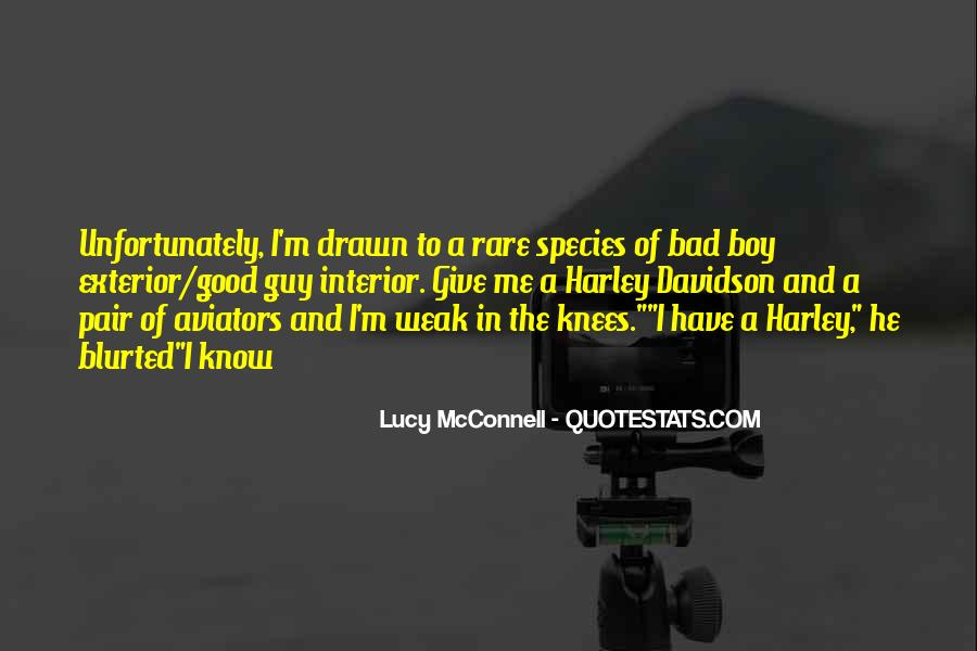 Quotes About Rare Species #793553