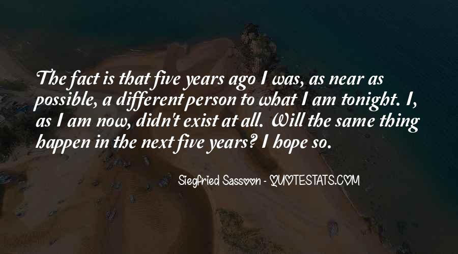 Quotes About I Will Change #18703