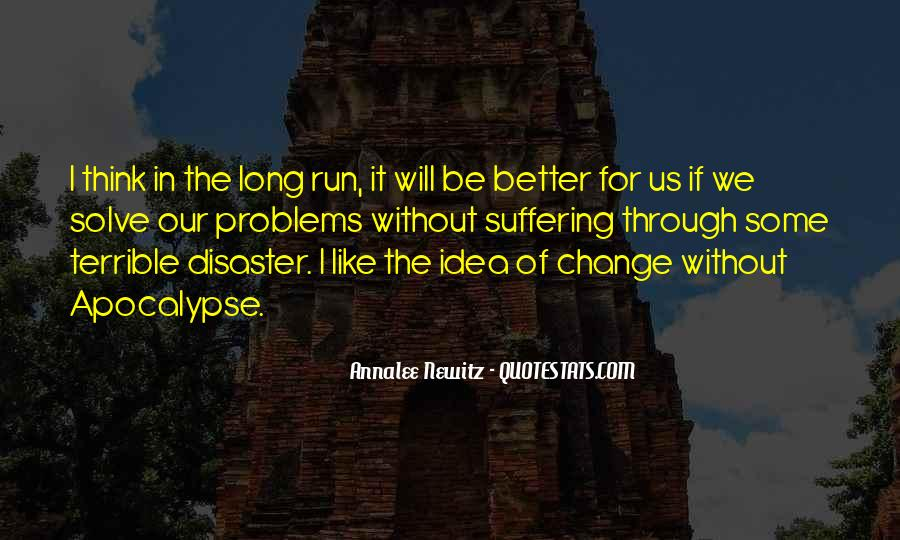 Quotes About I Will Change #193938