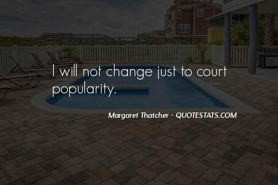 Quotes About I Will Change #219343