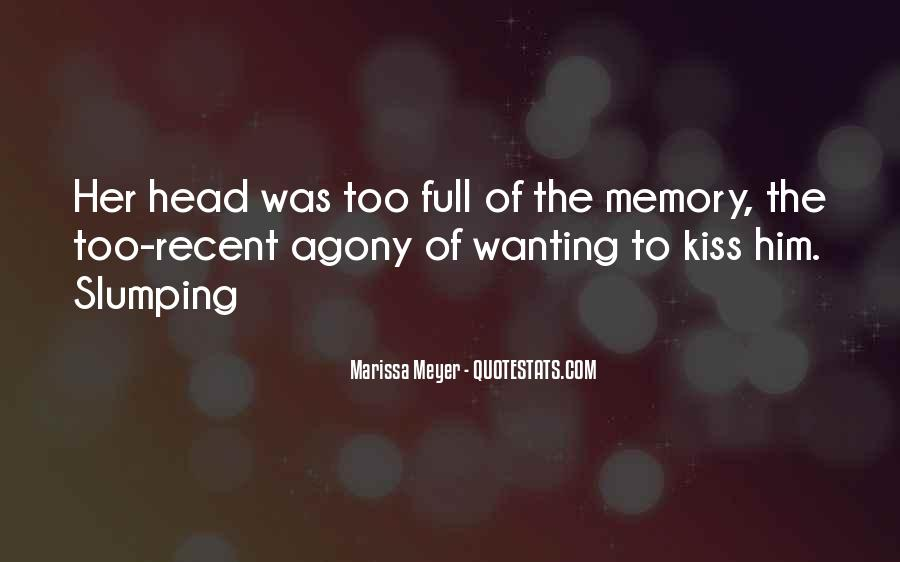 Quotes About Wanting Someone To Kiss You #430140