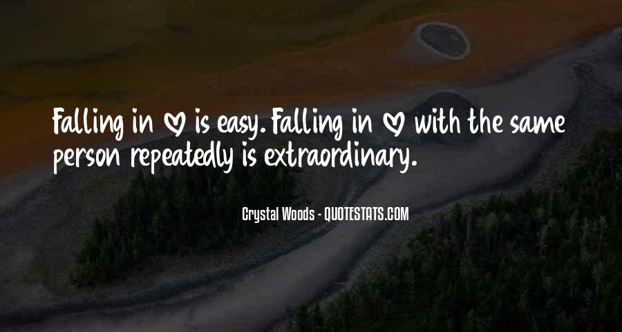Quotes About Falling Madly In Love #1648582