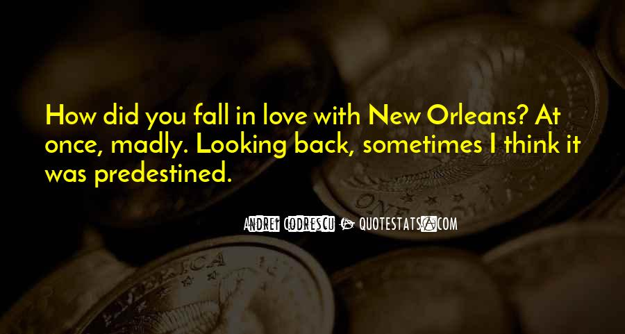 Quotes About Falling Madly In Love #799407