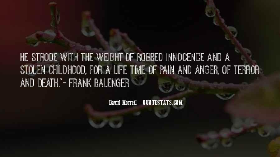Quotes About Stolen Innocence #679471