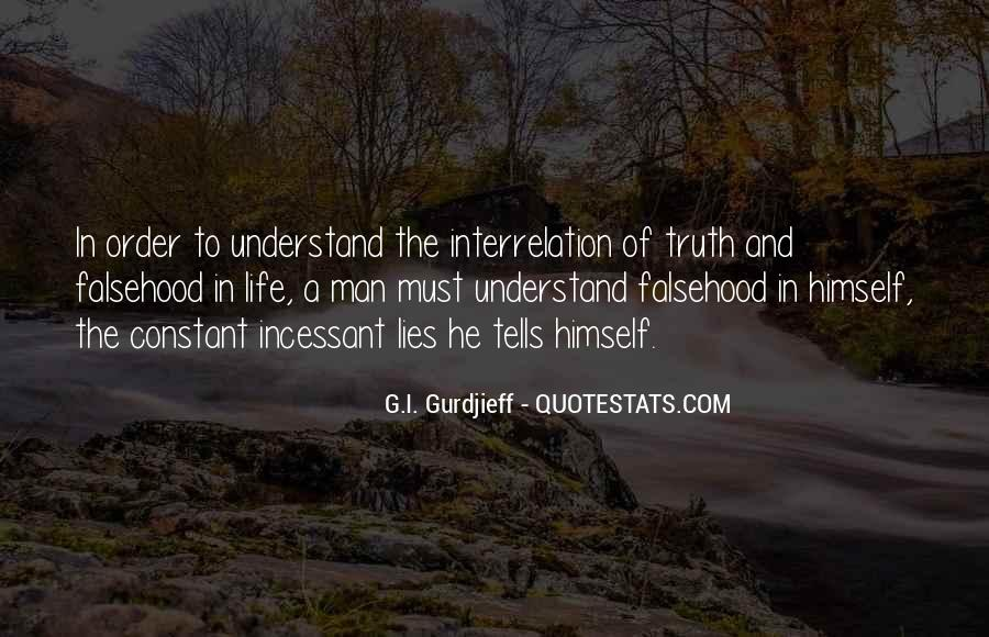 Quotes About Constant Lying #1365671