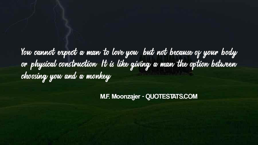 Quotes About The Man Of Your Love #750654