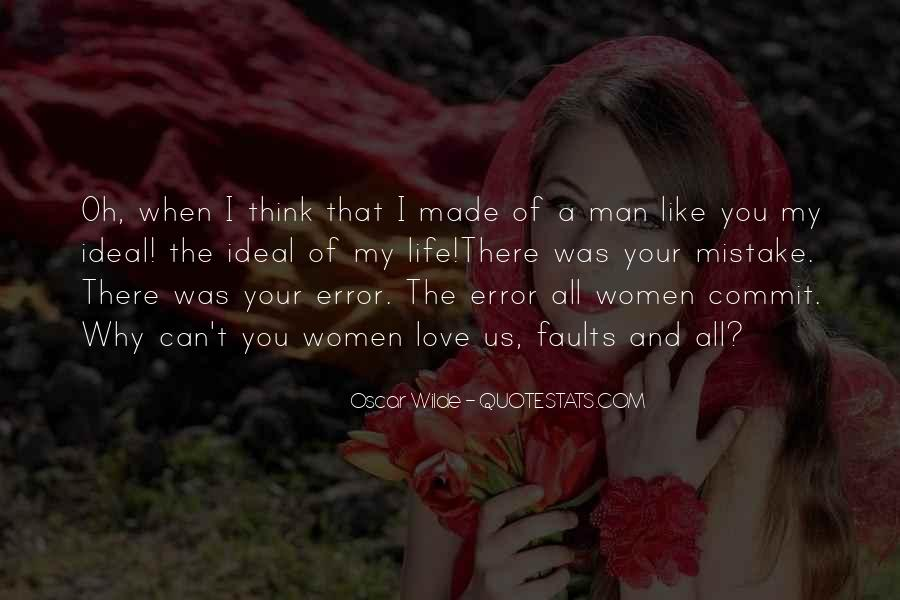 Quotes About The Man Of Your Love #771942