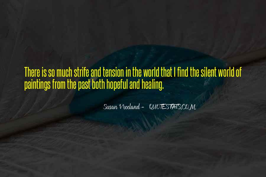 Quotes About Healing The World #121993