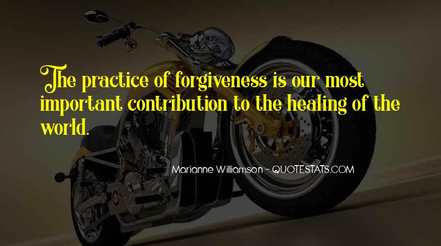 Quotes About Healing The World #242285