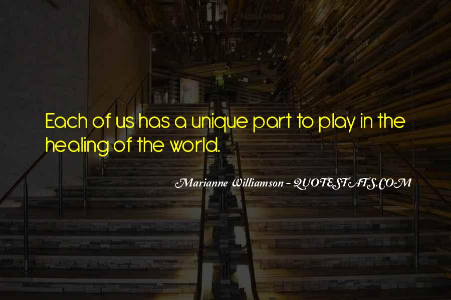 Quotes About Healing The World #405215