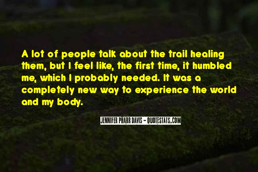 Quotes About Healing The World #614975