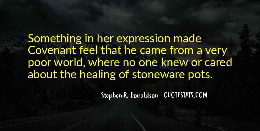 Quotes About Healing The World #80915