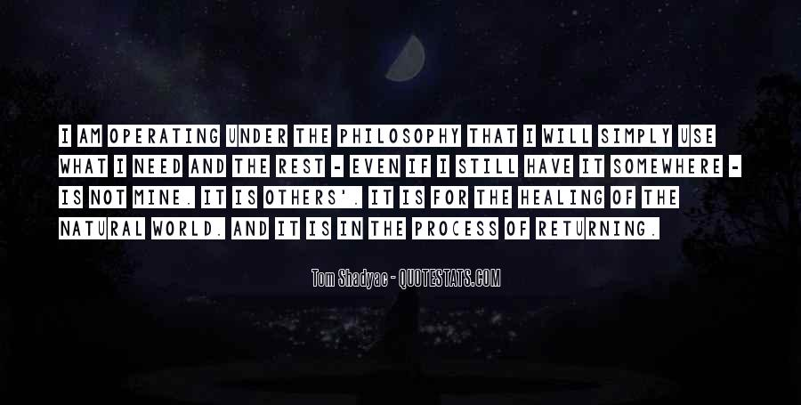 Quotes About Healing The World #867466