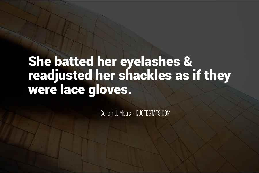 Quotes About Shackles #1255226