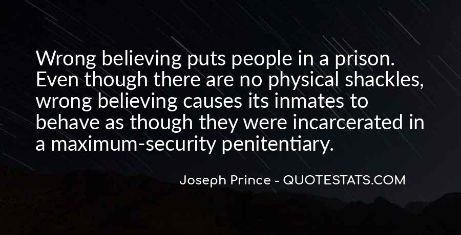 Quotes About Shackles #131958