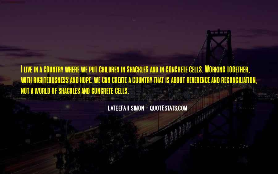 Quotes About Shackles #151937