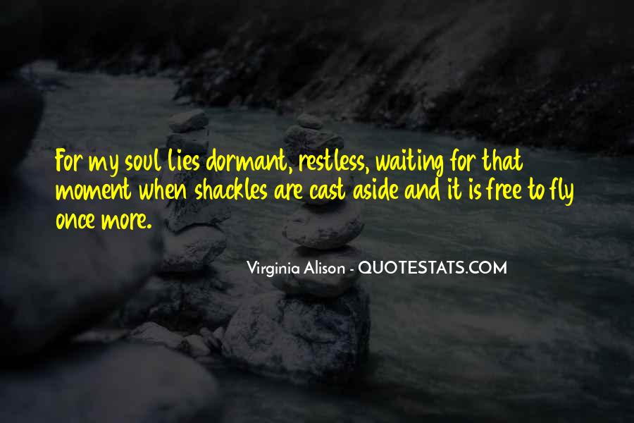 Quotes About Shackles #179161
