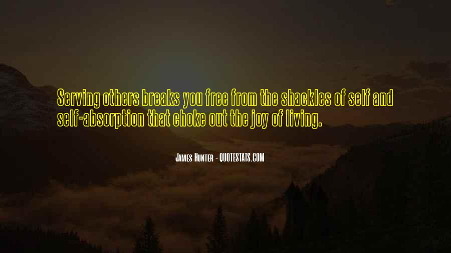 Quotes About Shackles #287499
