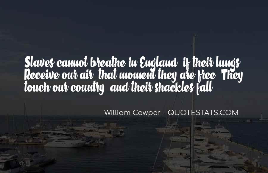 Quotes About Shackles #328914