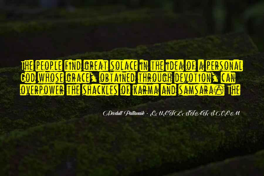 Quotes About Shackles #550305