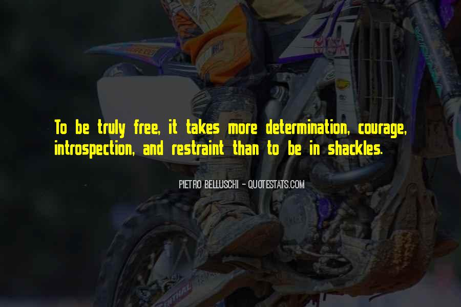 Quotes About Shackles #757185
