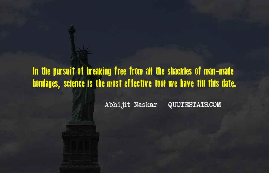Quotes About Shackles #802203