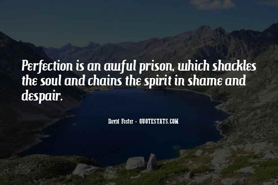 Quotes About Shackles #844312